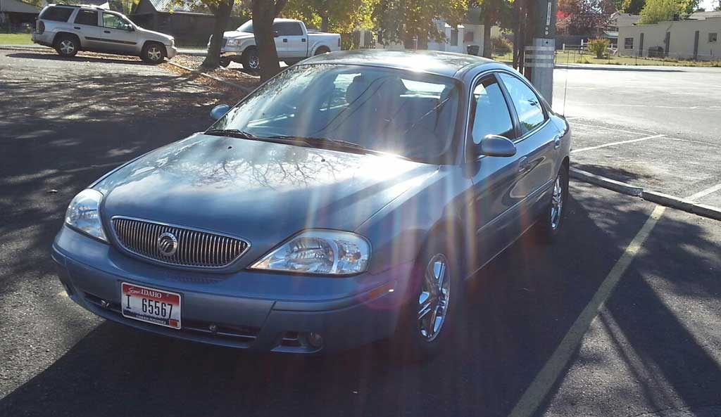 Mercury Sable For Sale